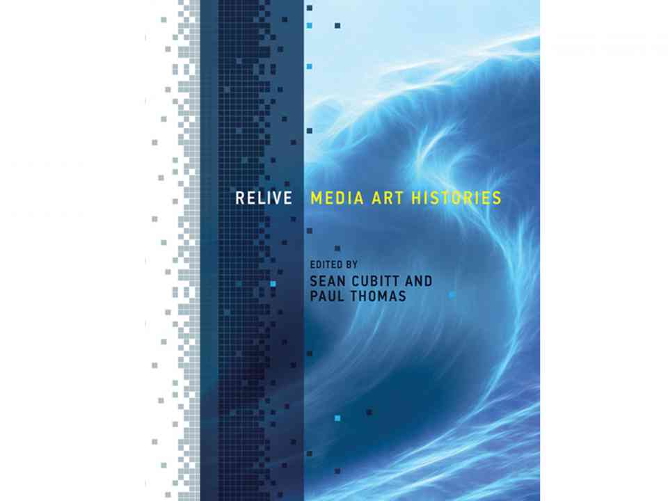 Relive: Media Art Histories jpeg banner