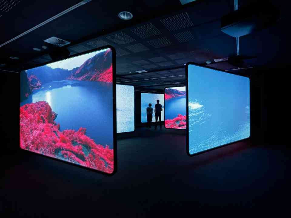 Richard Mosse, The Enclave (2012–13)